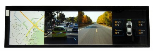 8 0″ Bar, Letterbox Format or Stretch TFT LCD » Craft Data