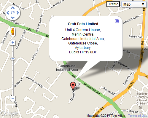New office location for Craft Data